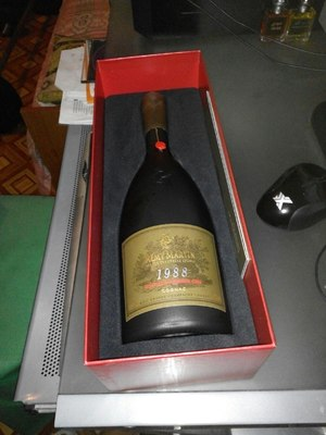 Remy Martin 1988 Vintage Grand Champagne